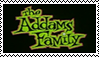 the addams family by sguegue