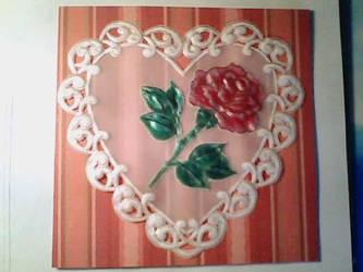 Parchment Heart