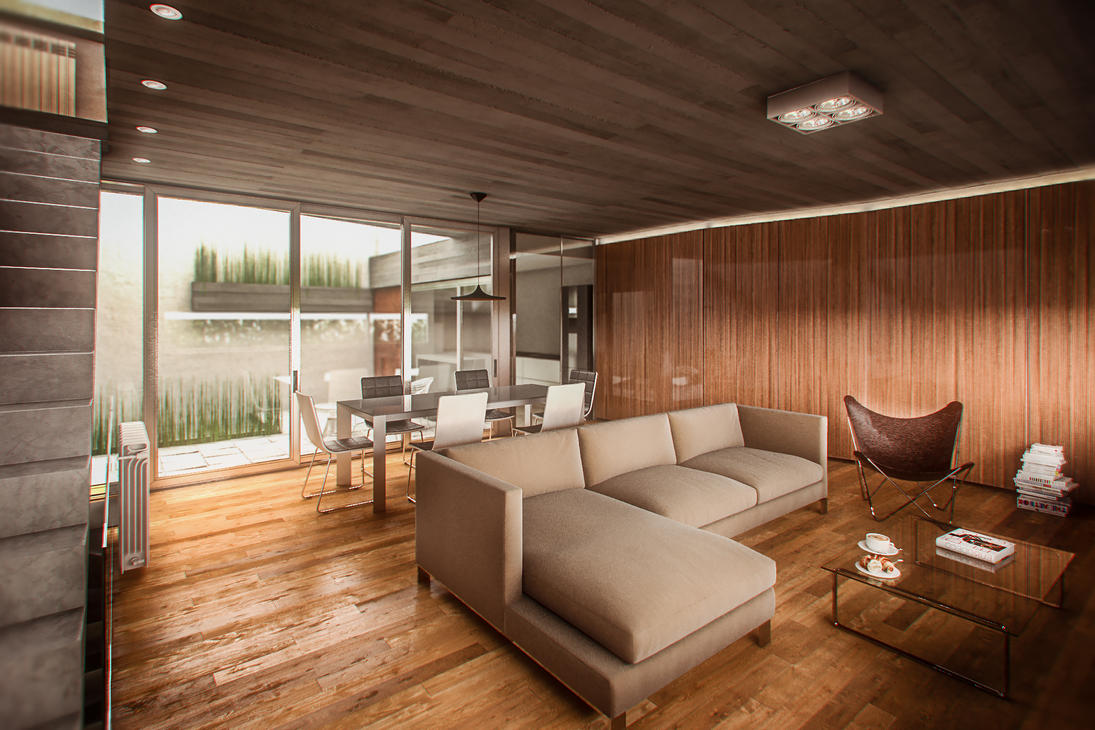G+H House Living by Bman2006