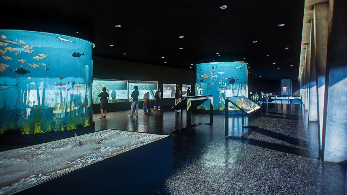 Rosario Aquarium 2 by Bman2006