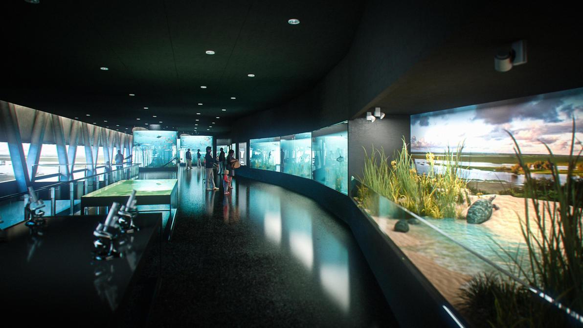 Rosario Aquarium by Bman2006