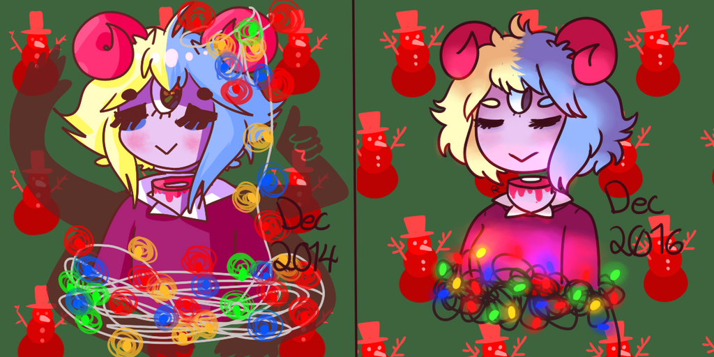Festive Comparison by Falorni