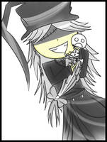 Undertaker by ChineseManager-Lau