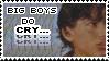 Big boys DO cry by calibapopo