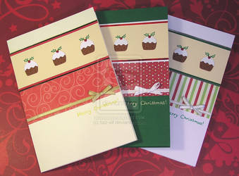 Christmas puddings by haz-elf by greeting-cards