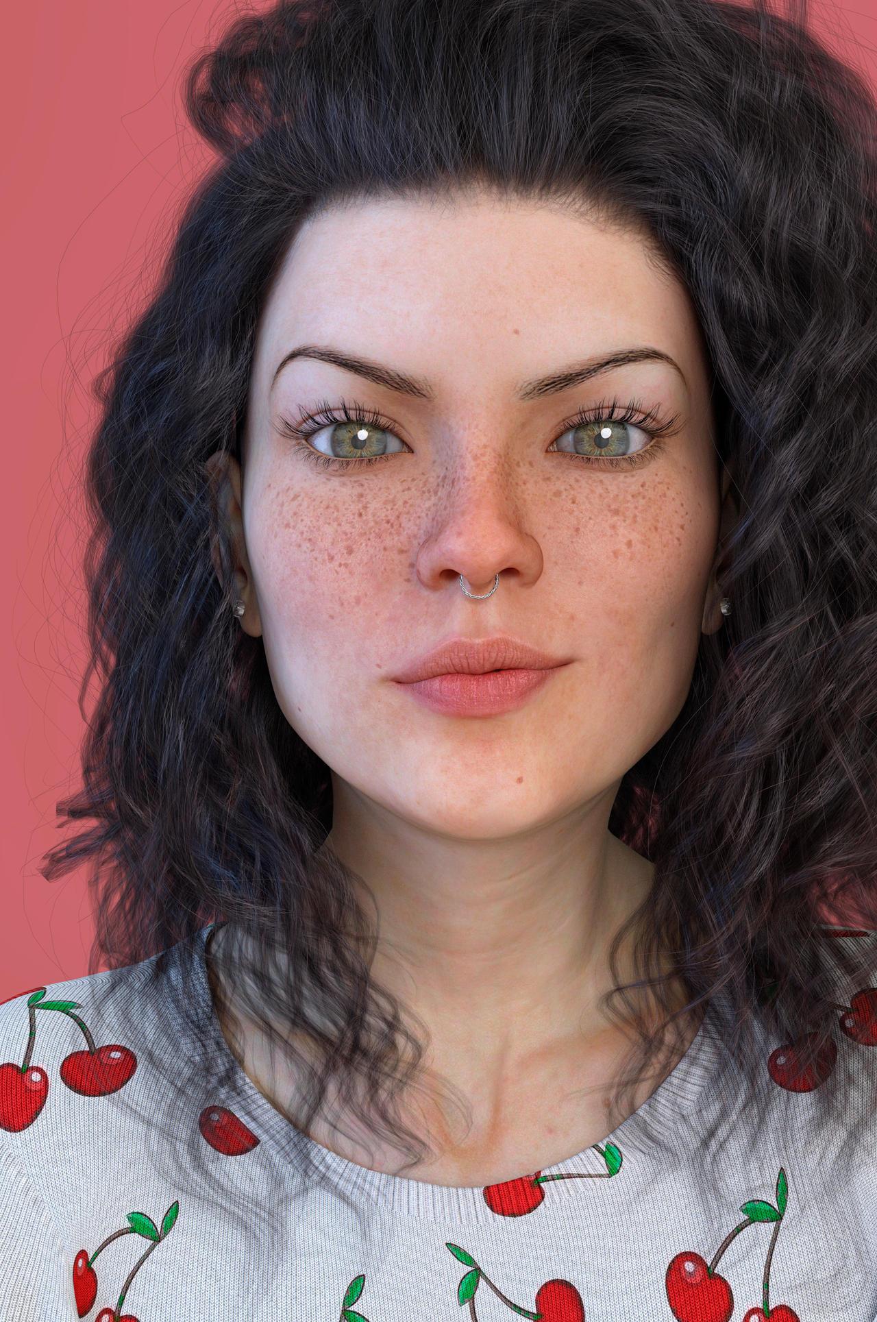 Cherri Portrait
