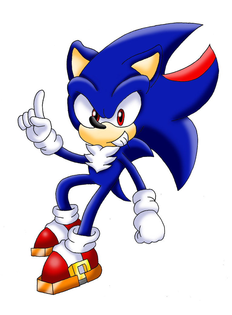Shadic The Hedgehog by Seltzur-The-Hedgehog on DeviantArt