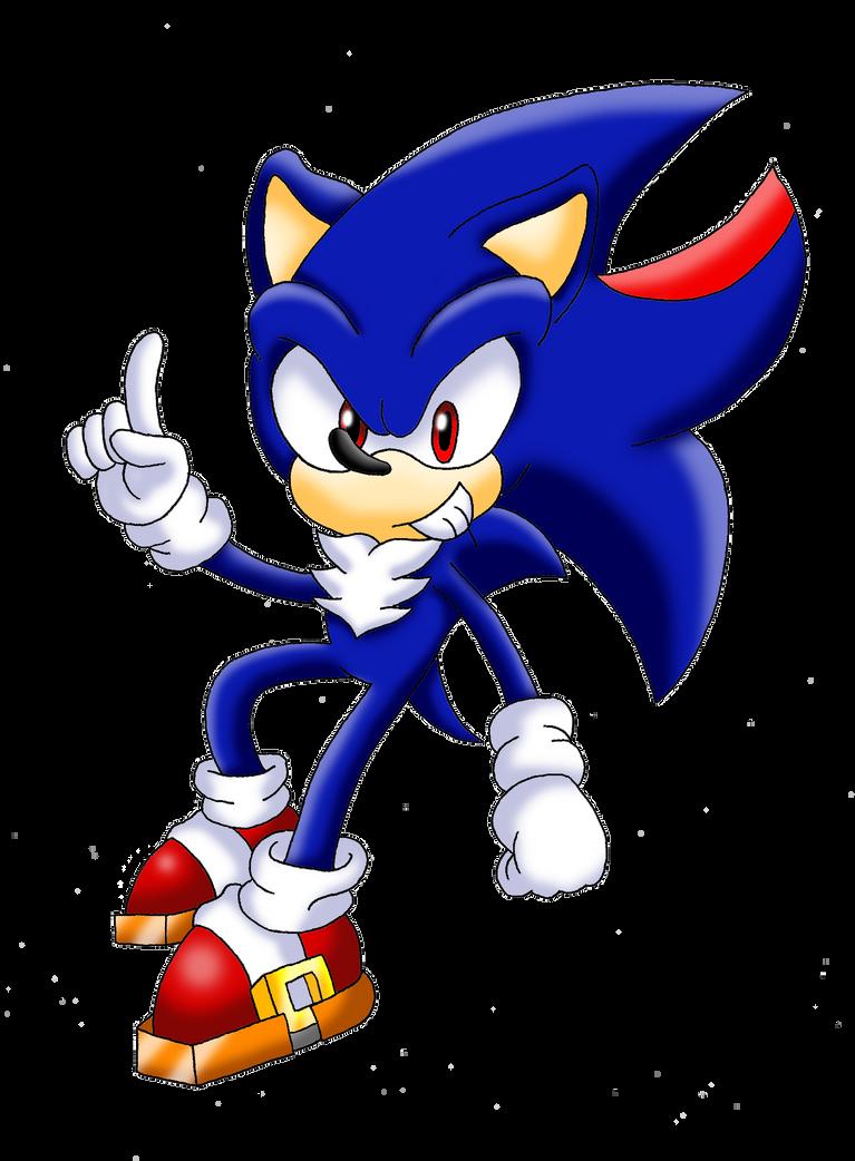 Shadic The Hedgehog by Seltzur-The-Hedgehog on DeviantArt