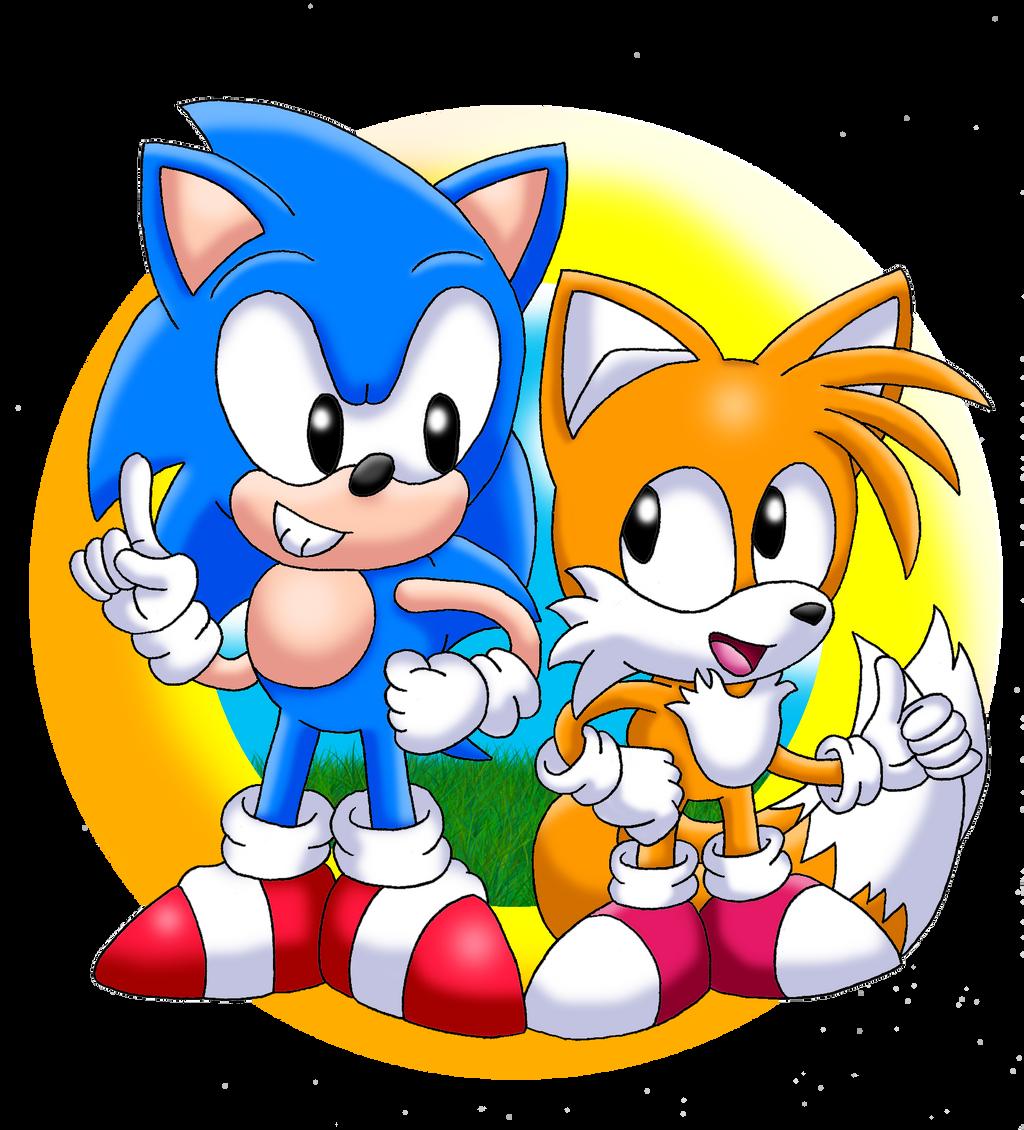Best Bros by Seltzur-The-Hedgehog