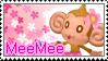 MeeMee Stamp by SilencioCosmos