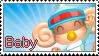 BABY Stamp by SilencioCosmos