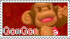 GonGon Stamp by SilencioCosmos