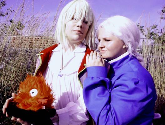 Loving Wizard Howl - Youmacon 2011