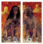 sphinx pair