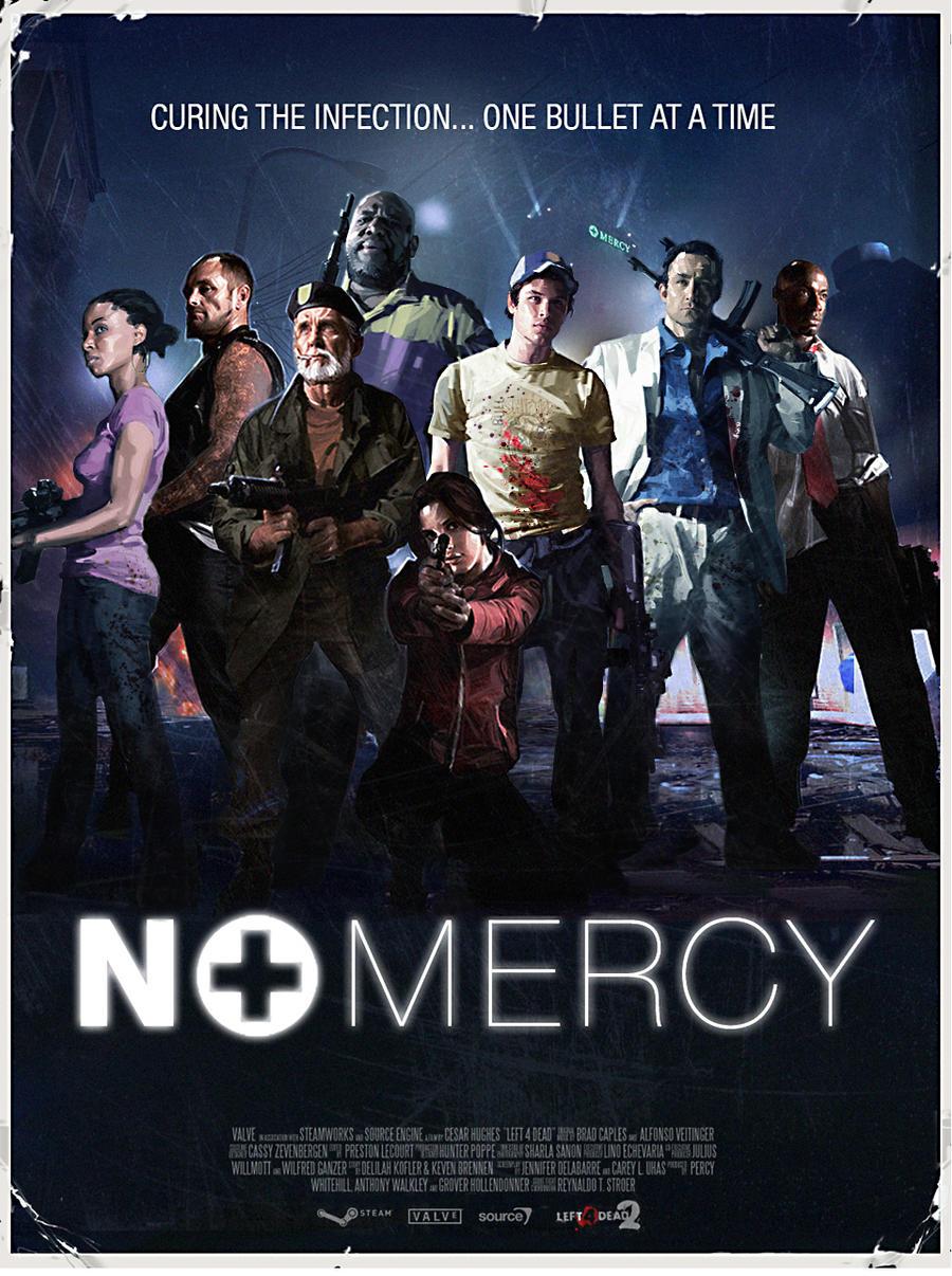 No Mercy All Survivors by ShuFaz