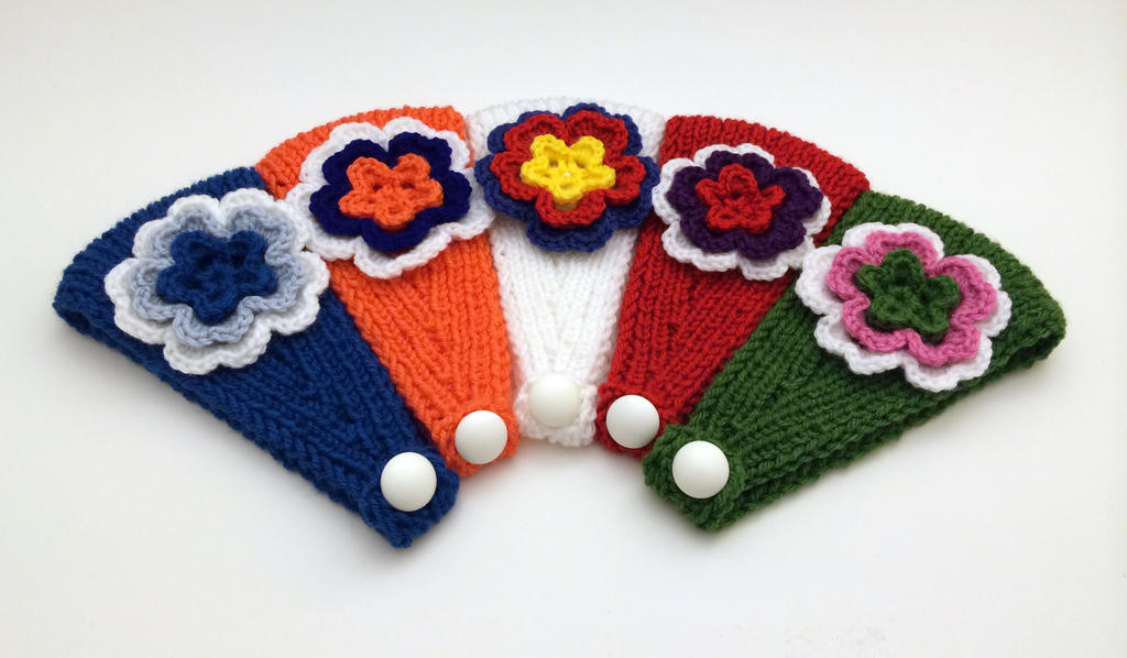 (Kinda) Pretty Guardian Ear Warmers by playswithstring