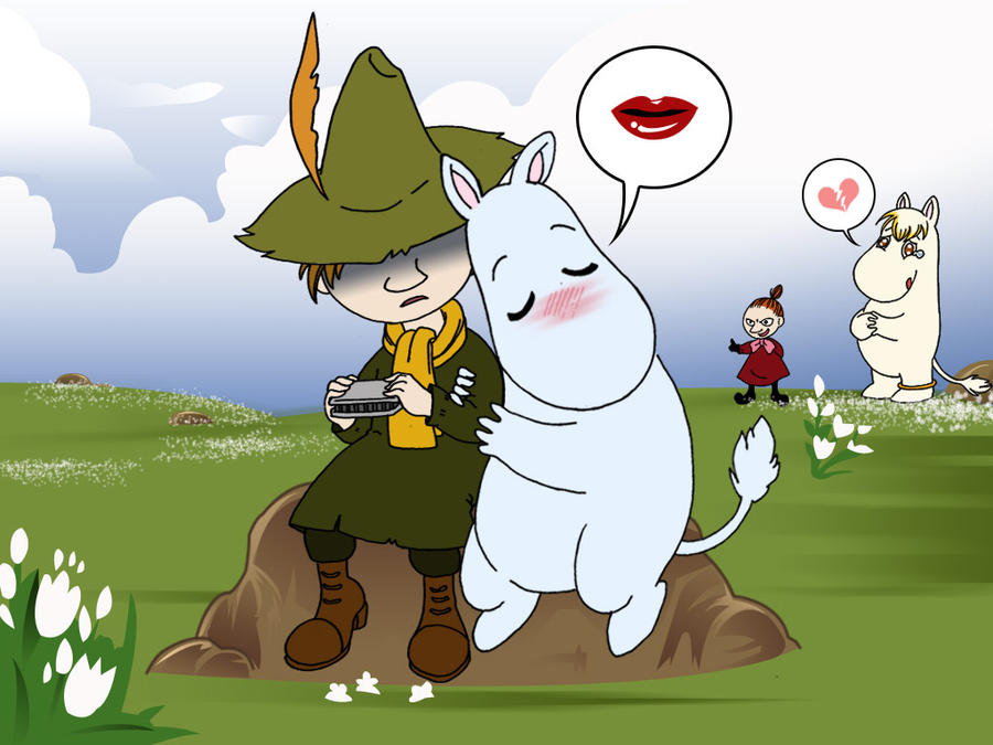 moomin doodle 2 by - photo #20