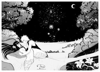 NaruHina - the Princess and the Prisoner by MissDidichan