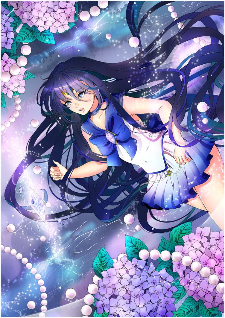 Commission - Sailor Zaphir