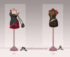 Dress Adopt #2 #3 - open