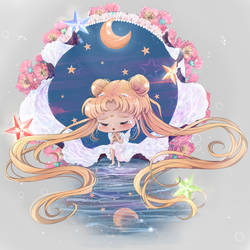 Chibi Princess Serenity