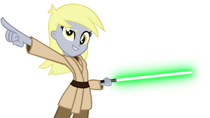 Jedi Derpy