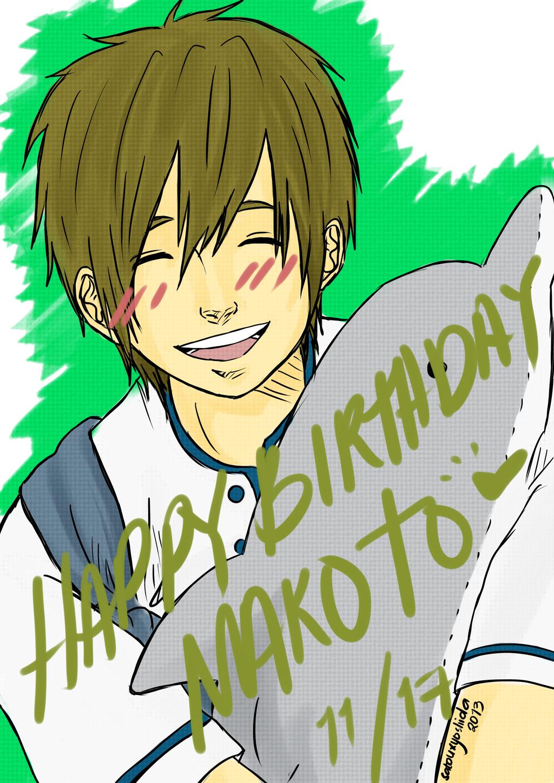 happy birthay makoto - photo #19