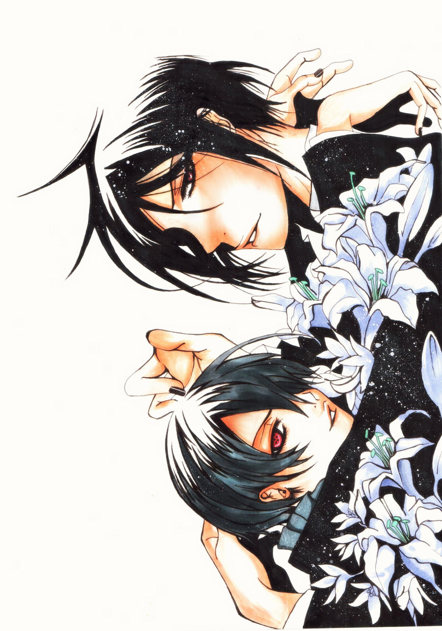 Kuroshitsuji Lovely by YuukiRee
