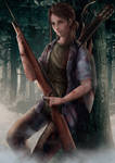 Ellie From The last of us part 2