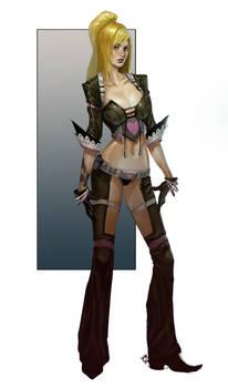 Sexy Hunter