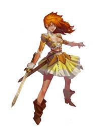 Zentia Character Two