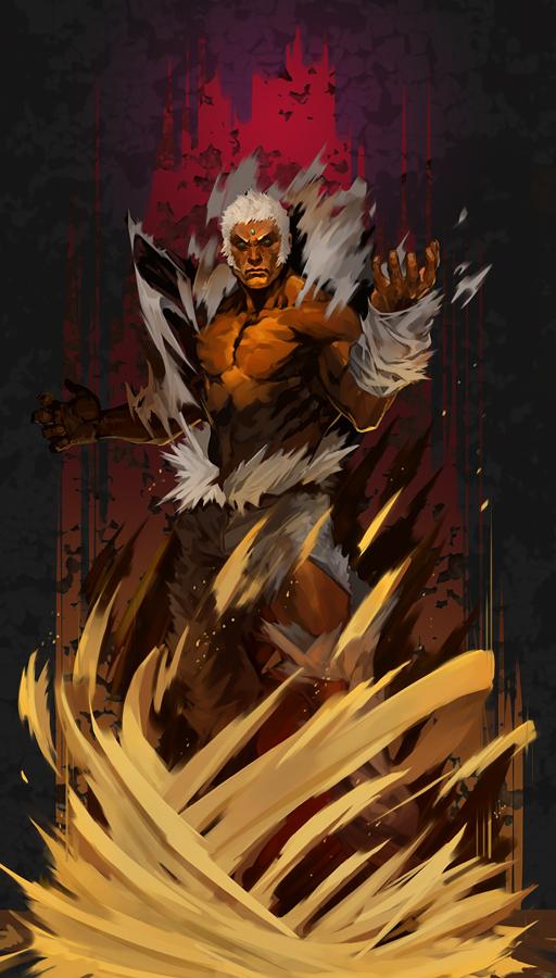 Urien Street Fighter Street Fighter V Roste...