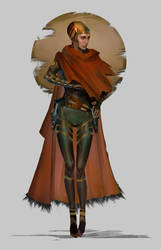 Desert Witch by your-fathers-belt