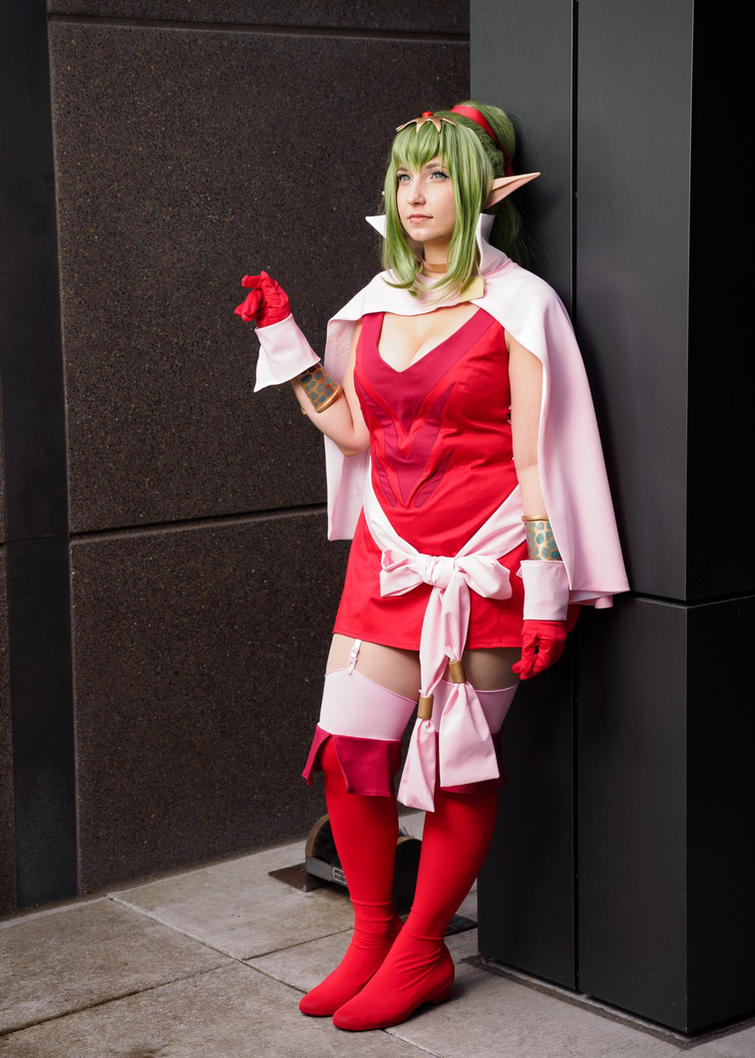 Tiki Cosplay by laurabububun