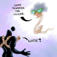 Auntie Tail by MatWashburn