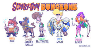 Scooby Dungeons
