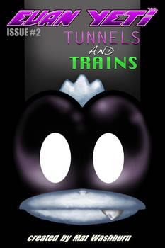 Evan Yeti issue 2 cover