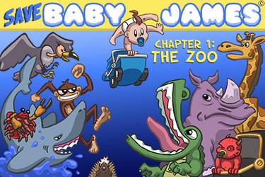 Save Baby James splash screen