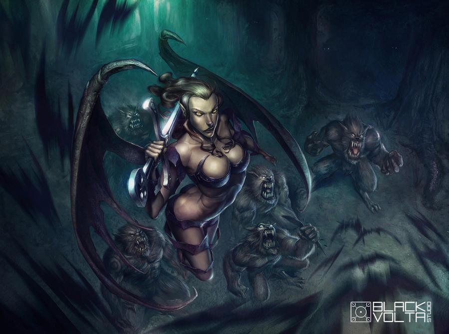 Vampir BKv by N-ossandon-Nezt