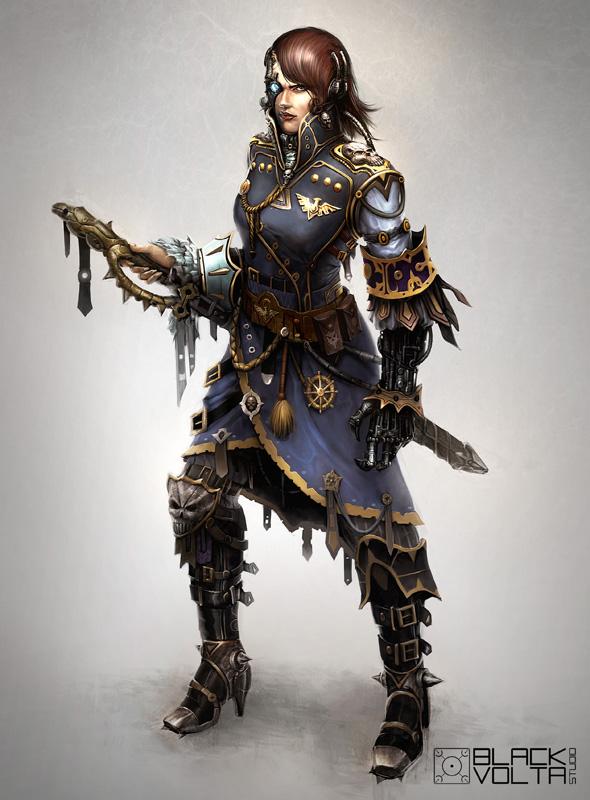 Captain Sylvia Locke