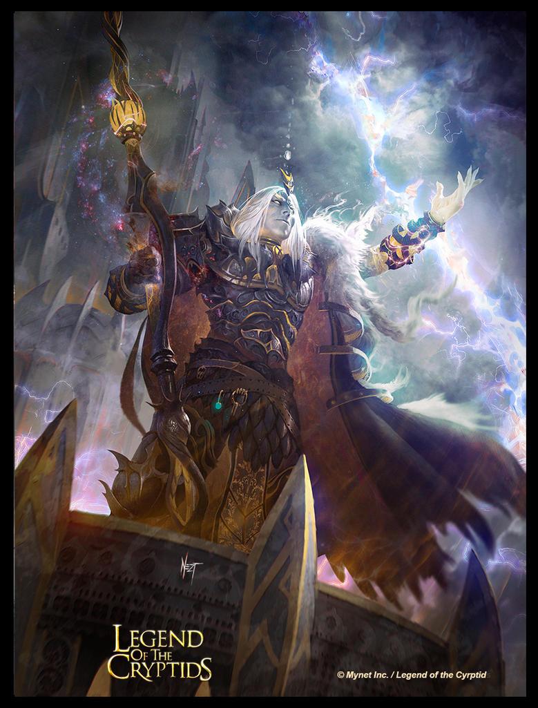 High Emperor Ildanev by N-ossandon-Nezt