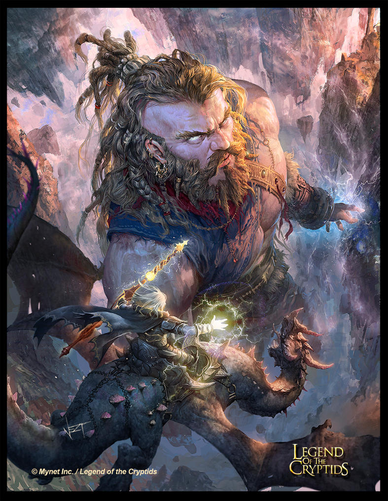 Legend of the Cryptids Big Battle by N-ossandon-Nezt