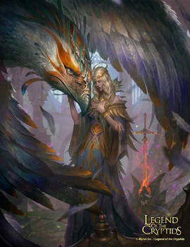 Holy Bird Goddess Reg