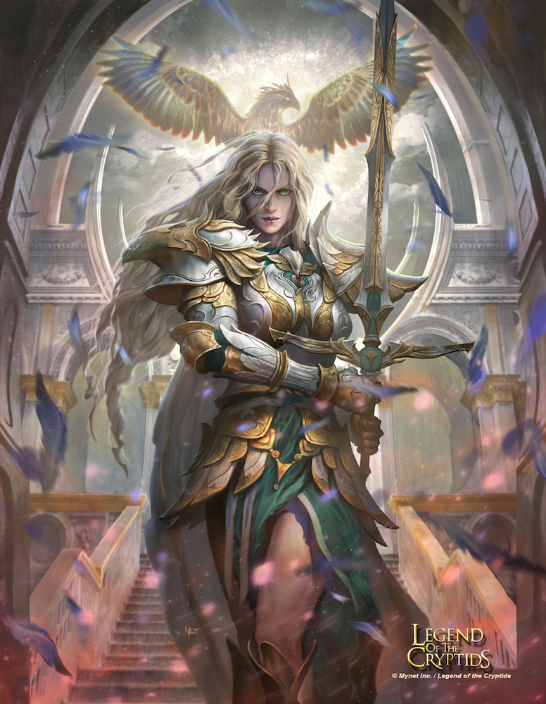 Holy Bird Goddess ADV copia 2 by N-ossandon-Nezt