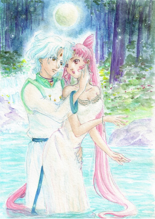 New Moon Romance by MinamiTakahashi