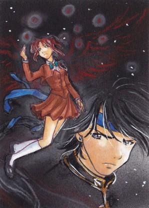 The lost Warrior by MinamiTakahashi