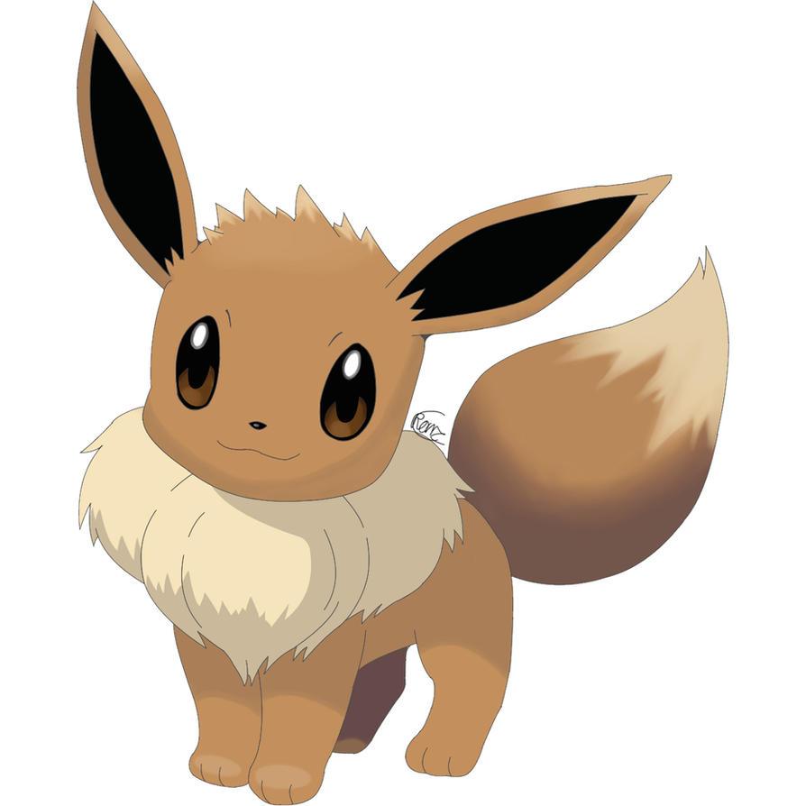 Eevee Pokemon 643431451