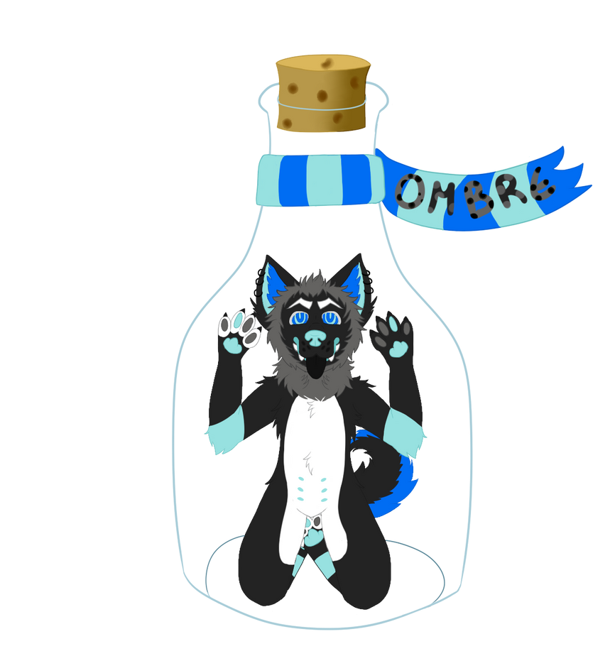 Ombre In A Bottle Part 1 by ChippyCho
