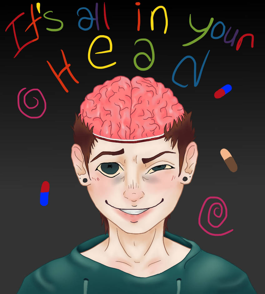 Its All in Your Head by ChippyCho