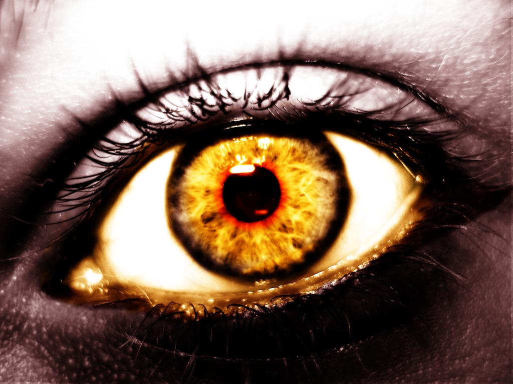 Sun god's eye by KairaFrostfang